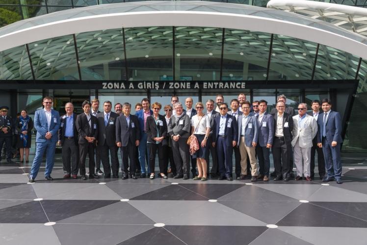 ITSA-2018. Baku
